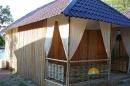 коттеджи из бамбука