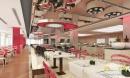 зал ресторана Рубин