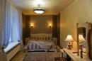 Апартамент Эльбрус спальня