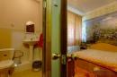 2-мест люкс спальня и санузел