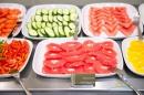 Блюда для завтрака. Шведский стол