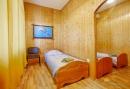 Вторая спальня 3-местного 2-комнатного номера