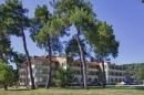 Общий вид здания отеля