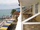 балконы с видом на море