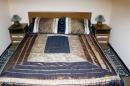 2-местный 2-комнатный Люкс. Спальня с 2-спальной кроватью
