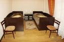 2-местный 2-комнатный Люкс. Спальня с двумя 1-спальными кроватям