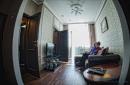 Гостиная в 2-местном 2-комнатном Люксе