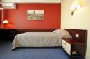1-местный 1-комнатный номер. Спальная зона