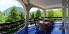 балкон и вид с балкона