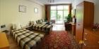 2-местная спальня с диваном