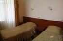2-местный 1-комнатный номер со всеми удобствами. Блок