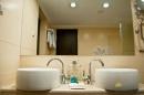 Президентские апартаменты. Интерьер в ванной комнате