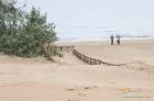 територия пляжа