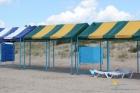 аэрарий на пляже