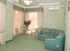 2-местный 2-комнатный Люкс Интерьер гостиной