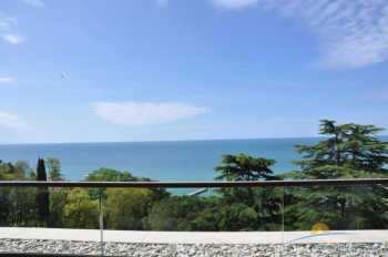 2-местный Swiss Advantage room Sea View room - вид с балкона.jpg