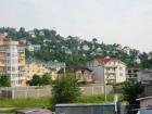 вид с балкона на окрестности