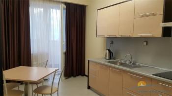 2-мест 2-комнатные Апартаменты с кухней - на кухне.jpg