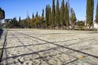 поле для пляжного футбола