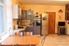 Кухня в 8-местном апартаменте