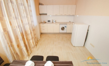 2-местный 2-комнатный номер Стандарт (Корпус 1, 2, 3) кухня.JPG