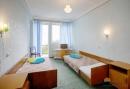 Спальня 3-местного 2-комнатного Стандарта повышенной комфортност